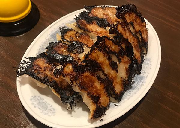 シソ焼き餃子